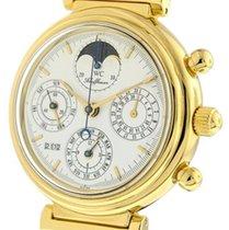 IWC Da Vinci Family Perpetual Calendar Chronograph Ref. IW3750-01