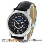 Montblanc New Authentic Men's Star World Timer GMT 109285...