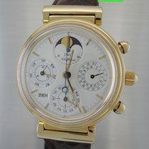 IWC Da-Vinci Ewiger Kalender Chronograph -18k/750