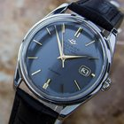 Movado Kingmatic Rare Swiss Made Mens Stainless Steel Automati...