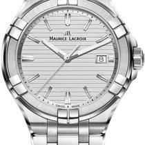 Maurice Lacroix AIKON AI1008-SS002-131-1 Herrenarmbanduhr...