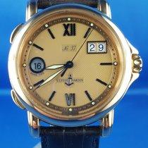 Ulysse Nardin 18K Rose Gold San Marco GMT Big date Automatic...