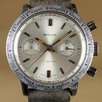 Baylor Poor Man's Heuer World Time Vintage Chronograph