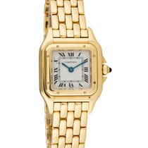 Cartier 1070 Panthere 18K Yellow Gold ladies