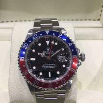 Rolex GMT II MASTER 16710 PEPSI/1995 Ser.S