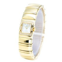 Omega 1146.76.40 Constellation Quadra in Yellow Gold with...