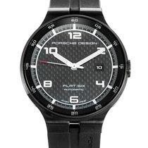 Porsche Design Watch Flat Six 6350.43.04.1254