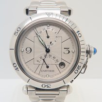 Cartier Pasha Power Reserve GMT Ref. 2388 (Box&Papers)