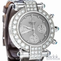 Chopard Imperiale Chrono, 18K White Gold Diamonds &...