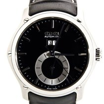 Ebel Classic Hexagon GMT - Men's wristwatch