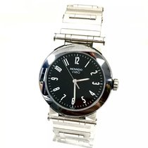 Movado Vizio Stainless Steel Men's Watch In Mint Condition