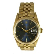Rolex – Datejust 16018 – Unisex watch – 1985