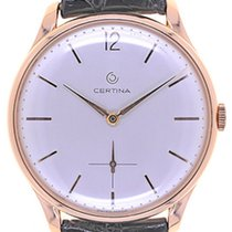 Certina Mans Wristwatch