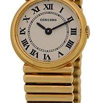 "Concord ""Round Classique"" Wristwatch."