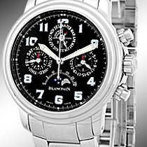 "Blancpain ""Leman Perpetual Calendar"" Chronograph."