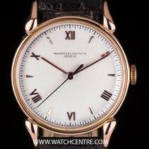 Vacheron Constantin 18k Rose Gold Vintage Gents Dress Watch