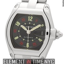 Cartier Roadster Collection Roadster Stainless Steel 37mm...