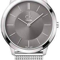 ck Calvin Klein minimal Damenuhr K3M22124