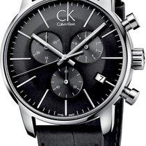 ck Calvin Klein City Chrono  K2G271C3 Herrenchronograph Swiss...