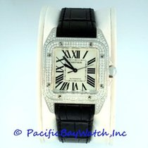 Cartier Santos 100 WM501751 Mid-Size