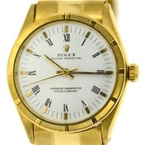 Rolex 18K Yellow Gold Oyster Perpetual, Ref: 1007