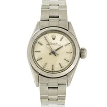 Rolex Oyster Perpetual Model 6618 Stainless Steel