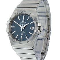 Omega Constellation Co Axial