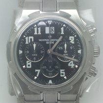 Vacheron Constantin 49140 Overseas Automatic Chronograph Black...
