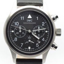 IWC Pilot's Flieger Chronograph IW3741 Full Set