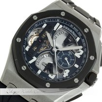 Audemars Piguet Royal Oak Offshore Tourbillion Platin 26388PO....