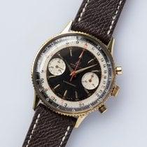 Breitling Rare Vintage Chronomat Ref.808 / Gold-plated / Panda...