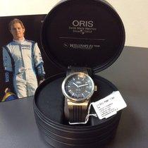 Oris Nico Rosberg Automatic Titanium Raber Strap