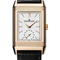 Jaeger-LeCoultre Reverso Tribute Duoface Pink Gold Watch
