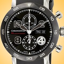 Chronoswiss Timemaster Chronograph Day Date F4