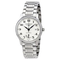 Longines The Master Collection Silver Dial Men's Watch