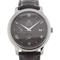 Omega De Ville Prestige 40 Co-Axial Grey