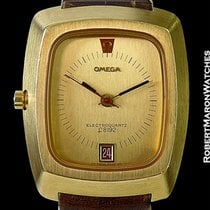"Omega Beta 21 ""lefty"" 18k"