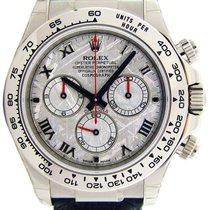 롤렉스 (Rolex) Cosmograph Daytona 116519 Meteorite Dial Roman 18k...