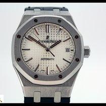 Audemars Piguet Royal Oak Automatic 37mm, on leather
