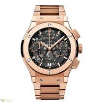 Hublot Classic Fusion Aero Chronograph King Gold Men's Watch