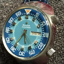 Bulova Accutron Super Compressor Electronic Diver New Old Stock