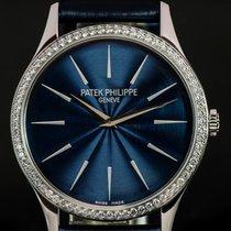 Patek Philippe [SPECIAL DEAL] Calatrava Ladies 4897G-001(Retai...