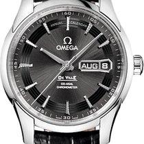 Omega De Ville Hour Vision Annual Calendar