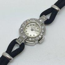 Omega Mini Vintage Planitum & Diamonds