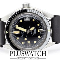 Deman Watch 17 Rubis Squale Medium 35mm Vintage 2472 3105