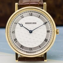 Breguet 5967BA/11/9W6 Classique Manual Wind 18K Yellow Gold...