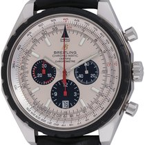 Breitling - Chrono-Matic 49 : A1436002.G658.blkleather