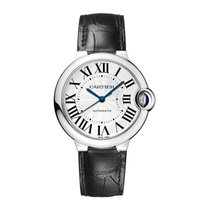 Cartier Ballon Bleu Automatic Ladies Watch Ref W69017Z4