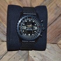 Breitling Chronospace Blacksteel Limited Edition