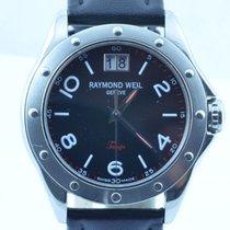 Raymond Weil Herren Uhr Tango 39mm Stahl/stahl Quartz Schöner...